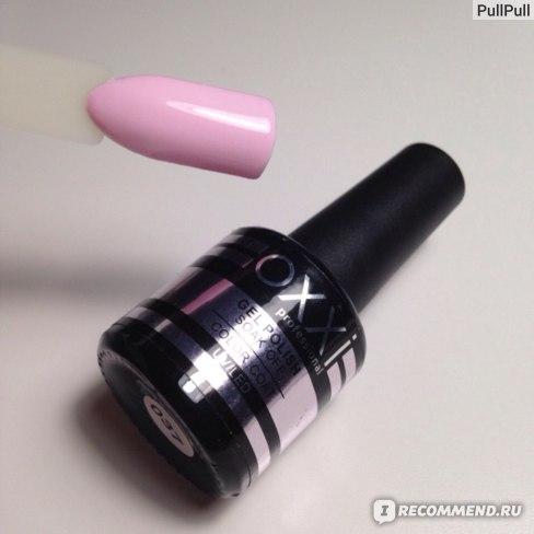 Гель-лак для ногтей Oxxi 8 мл фото