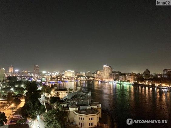 Нил. Ночная панорама