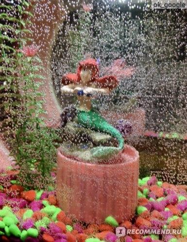 Аквариум Disney TRIOL Ariel фото
