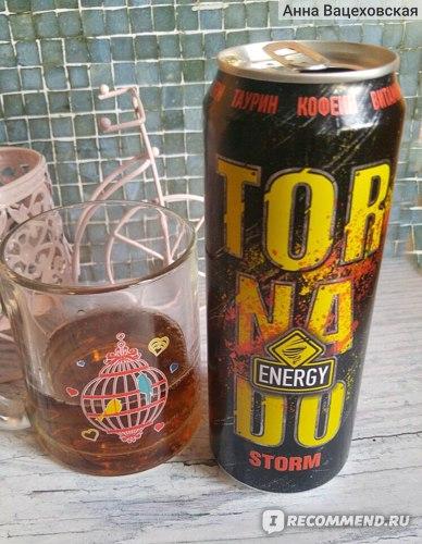 Энергетический напиток Tornado Energy Storm Deadpool