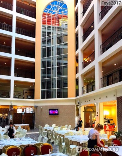 HELIOPARK Kaiserhof Hotel & SPA 4*, Россия, Калининград фото