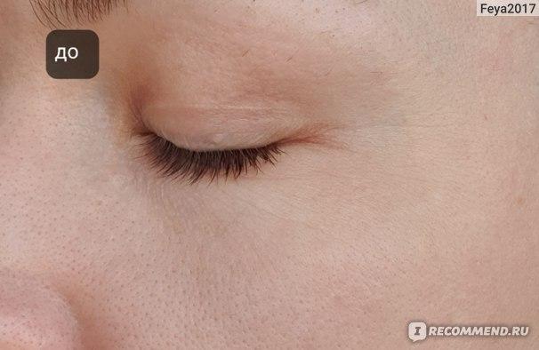 Гиалуроновая сыворотка для лица для кожи вокруг глаз Organic zone фото