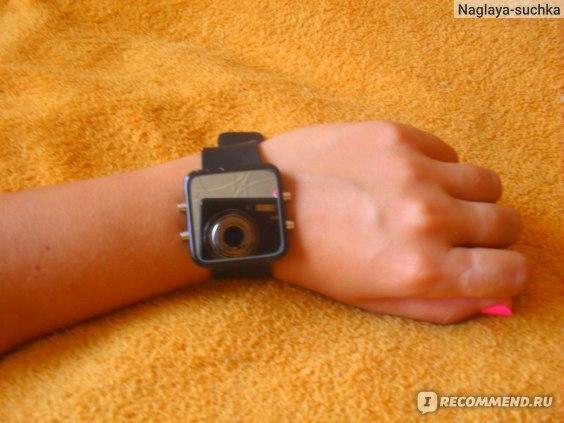 Часы женские Aliexspress LED Mirror Digital watches Plastic frame watch Silicone strap Candy 10 colors Quartz Unisex фото