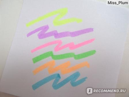 Фломастеры Miffy фото