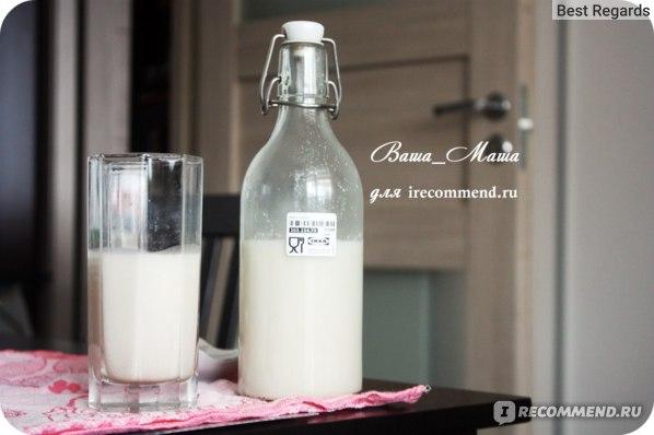 Как приготовить ореховое молоко из кешью