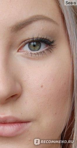 ПОСЛЕ с макияжем