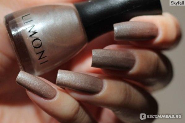 Лак для ногтей Limoni Pearl Collection - Жемчужная коллекция (от 790 тона до 799) фото