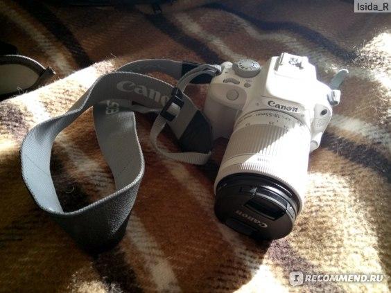 собственной персоны фотоаппарат