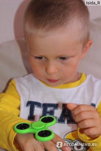 Спиннер АТБ Hand Spinner Finger toy фото