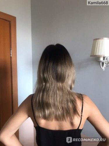 Волосы после Керастаза