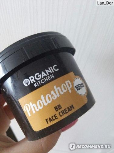 "BB крем-преображение для лица ""Photoshop"" Organic kitchen by Organic shop фото"