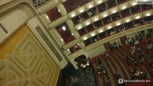 Wiener staatsoper/ Венская государственная опера, Wien/Вена фото