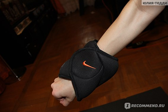 Утяжелители  Nike  Accessories ANKLE WEIGHTS 2,27кг фото