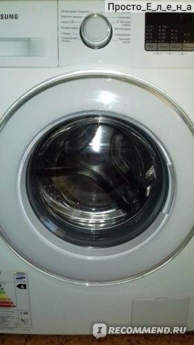 Стиральная машина Samsung Eco Bubble WF60F4E 6кг фото
