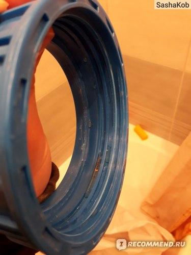 Фильтры для воды АкваКит SL10 3P TP для холодной воды (магистральный) фото