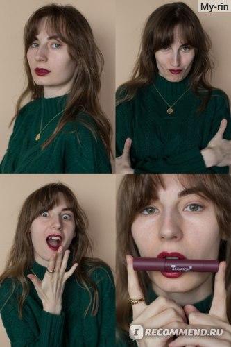 Оттенок 12 / Teayason Matte Lipstick 12