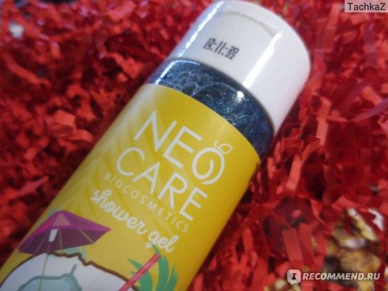 Гель для душа NEO CARE Coconut Malibu