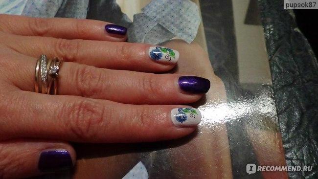 Наклейки для ногтей Blue Elf  Beauty Nail 3D design sticker (водные) фото
