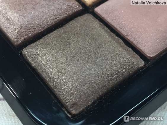 Тени для век KIKO Bright Quartet Baked Eyeshadow palette фото