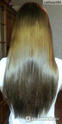 волосенки мои