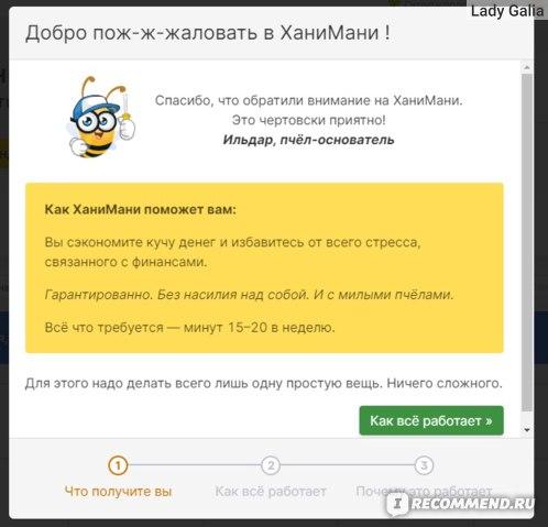 Компьютерная программа Домашняя бухгалтерия ХаниМани фото