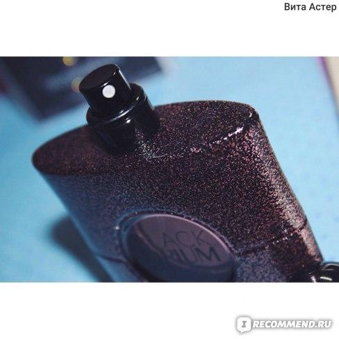 Yves Saint Laurent Black Opium Eau De Toilette фото