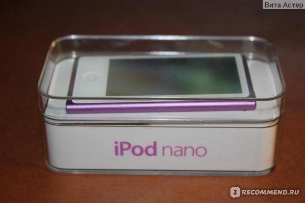 iPod Nano 7G фото