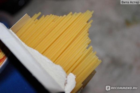 Макаронные изделия  BARILLA Спагетти фото