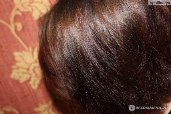 волосы после применения Бальзам - ополаскиватель Хорс Форс Лошадиная сила