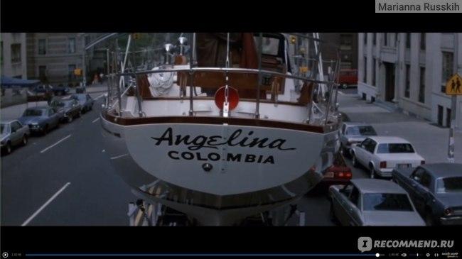 яхта, на которой уходят в закат