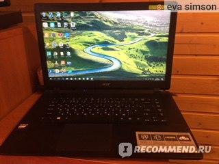 Ноутбук Acer Aspire ES 15 ES1-520-38XM фото