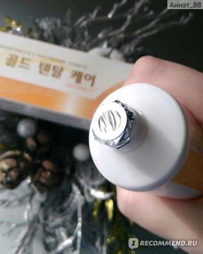 Зубная паста LA MISO Gold Dental Care Toothpaste фото