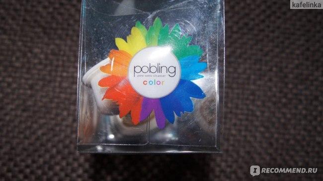 Щетка Pobling Sonic Pore Cleansing Brush фото