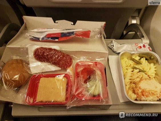 1 раздача еды Москва-Варадеро