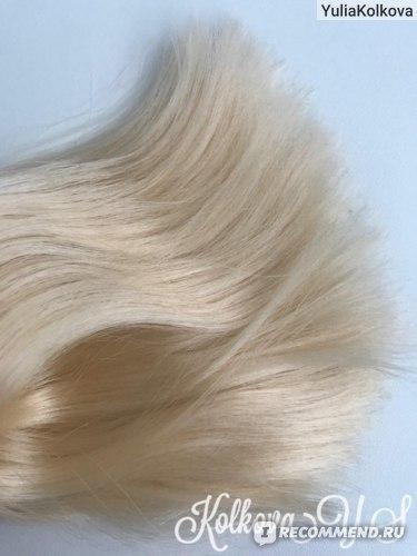 Фото волос до нанесения