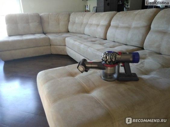Дайсон пылесос веник upright vacuum cleaner dyson