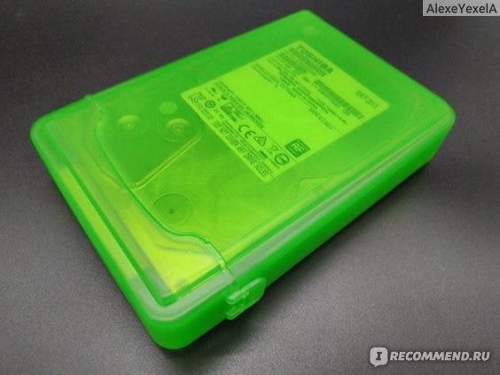 Чехол и HDD вид 4