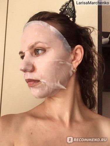 Маска для лица TianDe Очищающая от угрей и рубцов Master Herb фото
