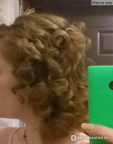 Пена для укладки волос Сюжет  фото