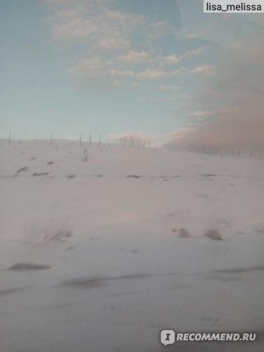 Россия, Мурманская область, поселок Териберка фото