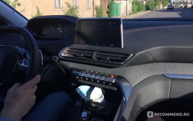 Peugeot 3008 в салоне фото, отзыв
