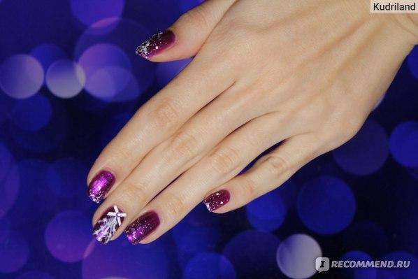 Лак для ногтей Malva Shine TECH  фото