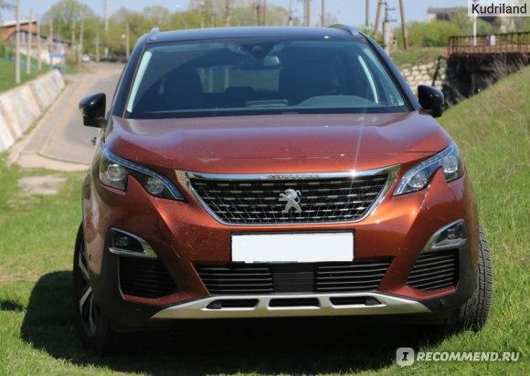 Peugeot 3008 - отзыв
