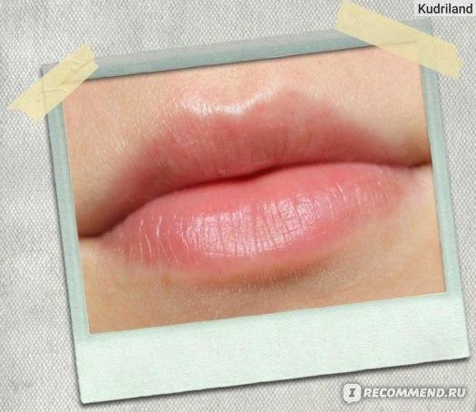 """Бальзам для губ   L'ambre Noir """"Облепиха"""" фото"""