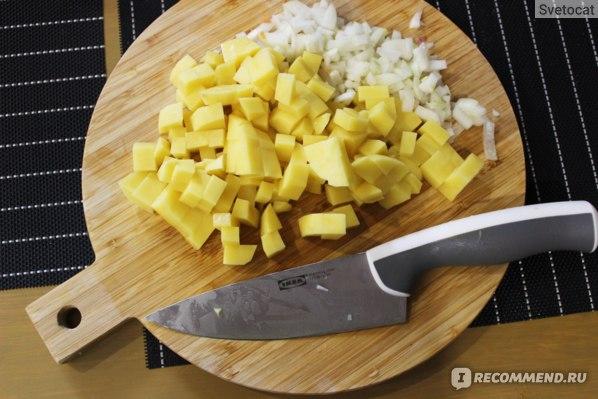 IKEA ЭНДЛИГ Поварской нож