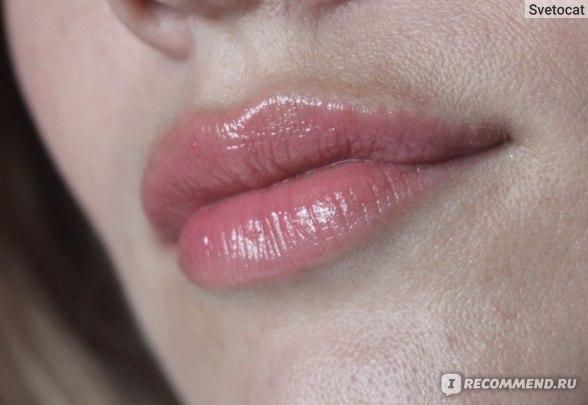 Губная помада ArtDeco Color Lip Shine - макро