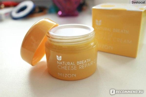 Крем для лица Mizon Cheese Repair Cream фото