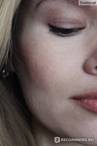 Свежий макияж с пудрой Pupa Luminys Silky Baked
