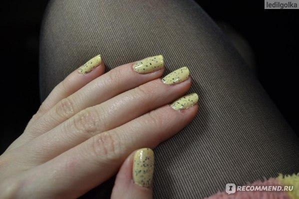 Лак для ногтей Aurelia Glamour Effect Dalmatian фото