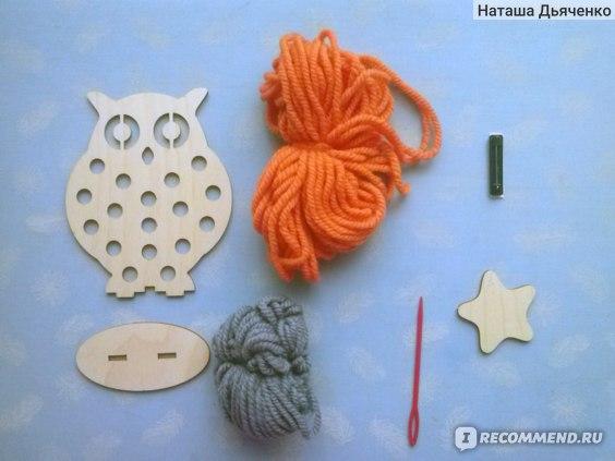 Бумбарам Набор для создания сувенира Сова фото